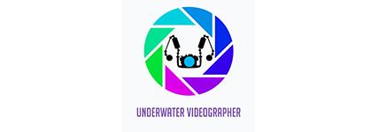 Underwater videographer Logo